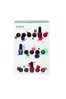 OPI Nail Lacquer - Color Is The Universal Language - Mini 26pk - 3.75ml Each
