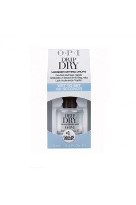OPI - Drip Dry Drying Drops - 0.3oz / 9ml