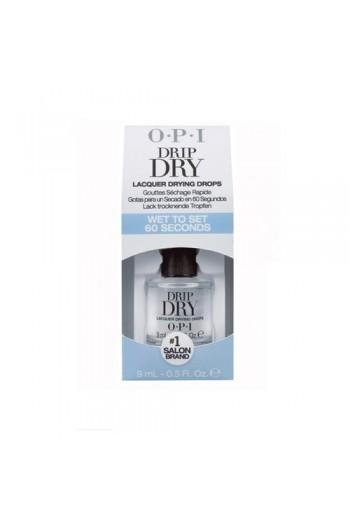 OPI - Drip Dry Drying Drops - 0.3oz / 9ml