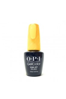 OPI GelColor - Fiji Spring 2017 Collection - Exotic Birds Do Not Tweet - 0.5oz / 15ml