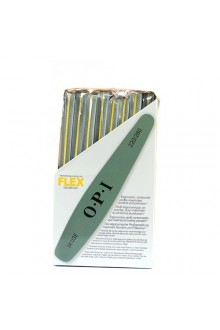 OPI Nail Files - Flex Green - FL 646 - 16pk - 220 / 280 Grit
