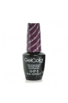 OPI GelColor - Coca-Cola 2014 Collection - Get Cherried Away - 0.5oz / 15ml