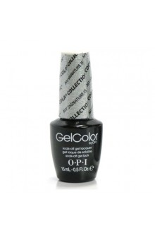 """OPI GelColor - Coca-Cola 2014 Collection - My Signature is """"DC"""" - 0.5oz / 15ml"""