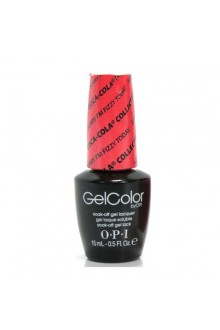 OPI GelColor - Coca-Cola 2014 Collection - Sorry I'm Fizzy Today - 0.5oz / 15ml
