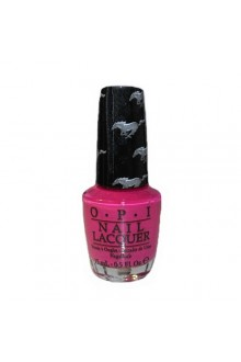 OPI Nail Lacquer - Ford Mustang 2014 Collection - Girls Love Ponies - 0.5oz / 15ml
