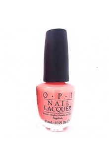 OPI Nail Lacquer - New Orleans Collection - Got Myself Into A Jam-balaya - 0.5oz / 15ml