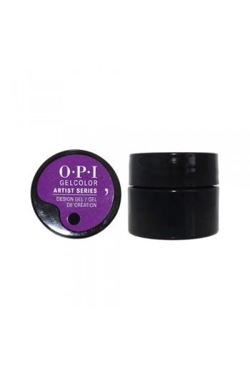 OPI GelColor - Artist Series - Grape Minds Think Alike - 0.21oz / 6g
