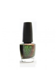OPI Nail Lacquer - Coca-Cola 2014 Collection - Green On the Runway - 0.5oz / 15ml