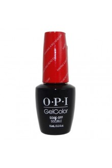 OPI GelColor - Alice Through The Looking Glass 2016 Collection - Having A Big Head Day - 0.5oz / 15ml