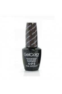 OPI GelColor - Nordic Collection - How Great is Your Dane? - 0.5oz / 15ml