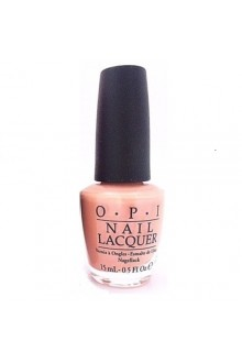 OPI Nail Lacquer - New Orleans Collection - Humidi-Tea - 0.5oz / 15ml