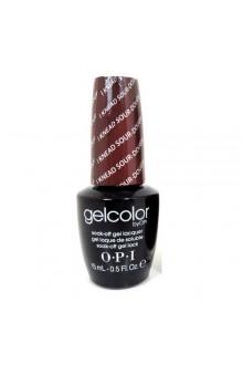 OPI GelColor - Soak Off Gel Polish - I Knead Sour-Dough - 0.5oz / 15ml