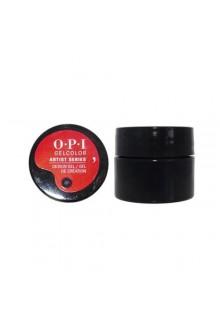 OPI GelColor - Artist Series - I Red It Online - 0.21oz / 6g