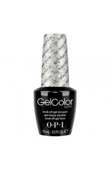 OPI GelColor - Gwen Stefani Holiday 2014 - I'll Tinsel You In - 0.5oz / 15ml