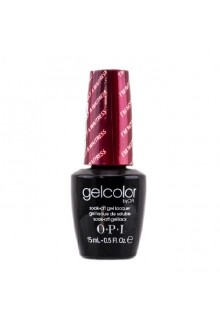 OPI GelColor - Soak Off Gel Polish - I'm Not Really A Waitress - 0.5oz / 15ml