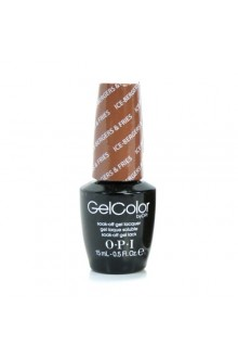 OPI GelColor - Nordic Collection - Ice-Bergers & Fries - 0.5oz / 15ml