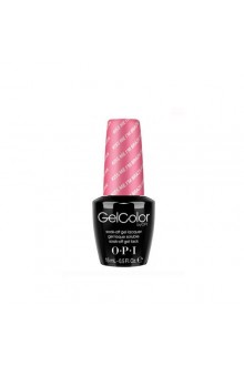 OPI GelColor - Soak Off Gel Polish - Kiss Me I'm Brazillian - 0.5oz / 15ml