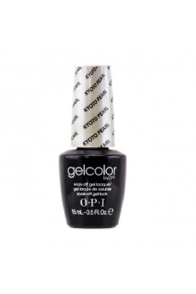 OPI GelColor - Soak Off Gel Polish - Kyoto Pearl - 0.5oz / 15ml