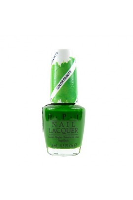 OPI - Color Paints 2015 Collection - Blendable Lacquer - Landscape Artist - 15ml / 0.5oz