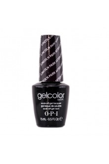 OPI GelColor - Soak Off Gel Polish - Lincoln Park After Dark - 0.5oz / 15ml
