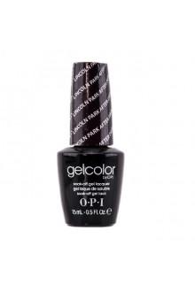 OPI GelColor - Soak Off Gel Polish - Lincoln Park After Dark - 0.5oz / 15ml