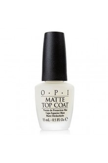 OPI Pro Nail Treatments - Matte Top Coat - 0.5oz / 15ml