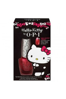 OPI Nail Lacquer - Hello Kitty Collection - My Extra Special Bow Kit - 15ml / 0.5oz Each