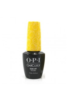 OPI GelColor - Hello Kitty Collection - My Twin Mimmy - 0.5oz / 15ml