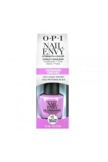 OPI Nail Envy Nail Strengthener - Hawaiian Orchid - 0.5oz / 15ml