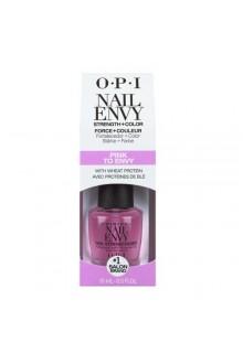 OPI Nail Envy Nail Strengthener - Pink To Envy - 0.5oz / 15ml