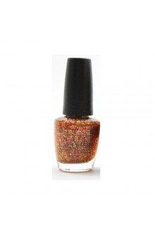 OPI Nail Lacquer - Coca-Cola 2014 Collection - Orange You Fantastic! - 0.5oz / 15ml