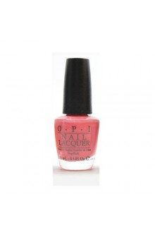 OPI Nail Lacquer - Coca-Cola 2014 Collection - Sorry I'm Fizzy Today - 0.5oz / 15ml