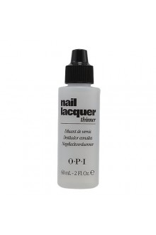 OPI Nail Lacquer Thinner - 2oz / 60ml