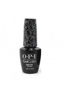 OPI GelColor - Hello Kitty Collection - Never Have Too Mani Friends! - 0.5oz / 15ml