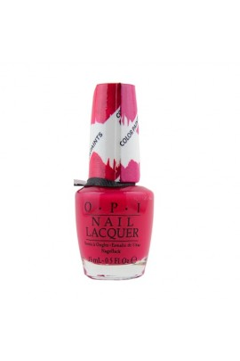 OPI - Color Paints 2015 Collection - Blendable Lacquer - Pen & Pink - 15ml / 0.5oz