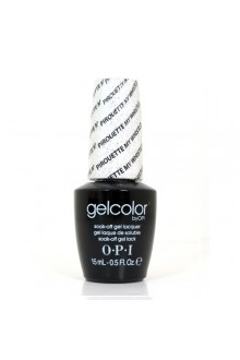 OPI GelColor - Soak Off Gel Polish - The Showgirls Collection - Pirouette My Whistle - 0.5oz / 15ml