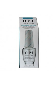 OPI Pro Nail Treatments - Plumping - Volumizing Top Coat - 0.5oz / 15ml