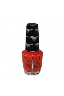 OPI Nail Lacquer - Ford Mustang 2014 Collection - Race Red - 0.5oz / 15ml