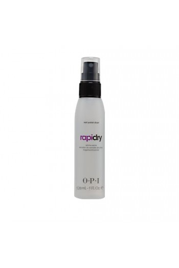 OPI RapiDry Spray - Nail Polish Dryer - 2oz / 60ml