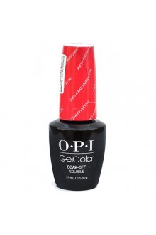 OPI GelColor - New Orleans Collection - She's A Bad Muffuletta! - 0.5oz / 15ml