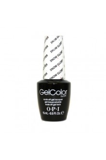 OPI GelColor - Gwen Stefani Holiday 2014 - Snow Globe - 0.5oz / 15ml