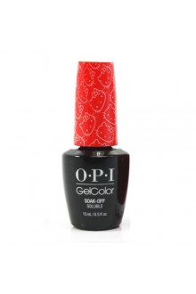 OPI GelColor - Hello Kitty Collection - Spoken From The Heart - 0.5oz / 15ml