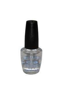 OPI Treatment - Start To Finish Base Coat, Top Coat & Strengthener 3-in-1 Treatment - Formaldehyde-Free Formula - 0.5oz / 15ml
