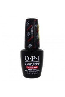OPI GelColor - Strengthen Base Coat - 0.5oz / 15ml