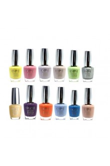 OPI - Infinite Shine 2 - 15ml / 0.5oz - 2015 Summer Collection - All 12 Colors