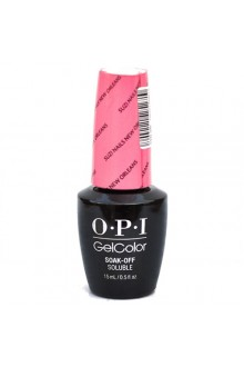 OPI GelColor - New Orleans Collection - Suzi Nails New Orleans - 0.5oz / 15ml