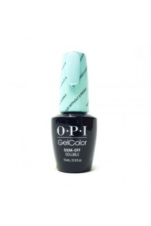 OPI GelColor - Fiji Spring 2017 Collection - Suzi Without a Paddle - 0.5oz / 15ml