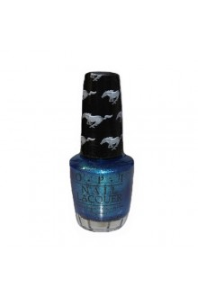OPI Nail Lacquer - Ford Mustang 2014 Collection - The Sky's My Limit - 0.5oz / 15ml