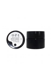 OPI GelColor - Artist Series - The Time is White - 0.21oz / 6g