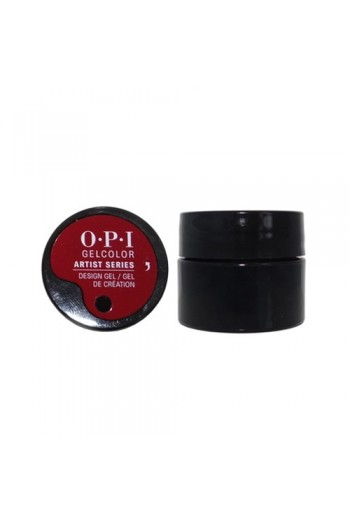 OPI GelColor - Artist Series - Totally Red Up With You - 0.21oz / 6g
